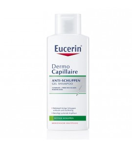 Eucerin DermoCapillaire šampon mastni prhljaj 250ml