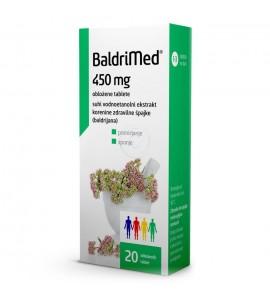 Baldrimed 450 mg 20x
