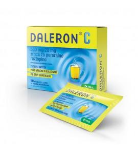 Daleron C 500 mg/20 mg zrnca za peroralno raztopino (10 vrečk)