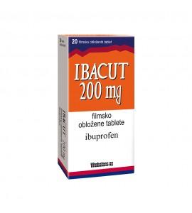 Ibacut 200mg, 20 filmsko obloženih tablet