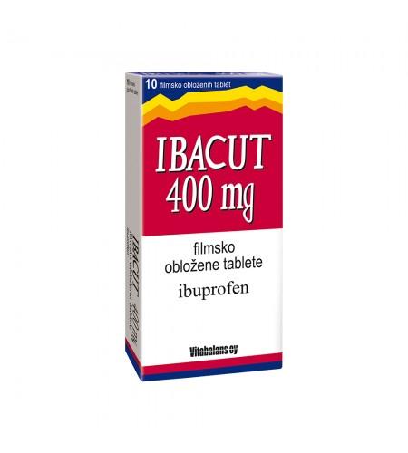 Ibacut 400mg, 20 filmsko obloženih tablet