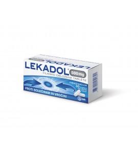 Lekadol, 30 filmsko obloženih tablet