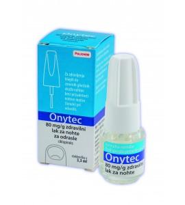 Onytec 80mg/g, zdravilni lak za nohte