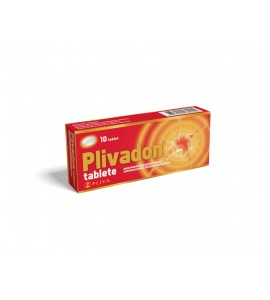 Plivadon, 10 tablet