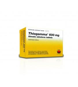Thiogamma 600mg, 60 filmsko obloženih tablet