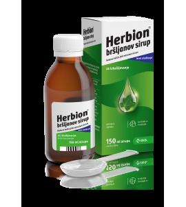 Herbion bršljanov sirup, 150mL