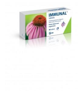 Immunal 80mg, 40 tablet
