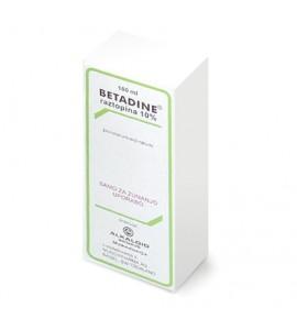 Betadine 100mg/mL, dermalna raztopina, 100mL