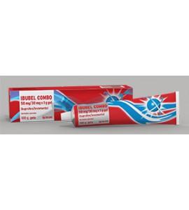 Ibubel Combo 50mg/30mg/1g, gel, 100g