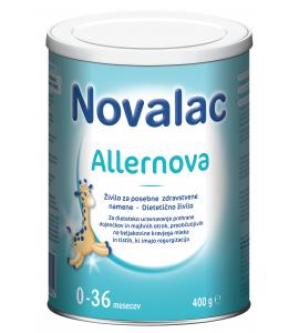 Novalac Allernova, 400g