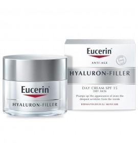 Eucerin Hyaluron-Filler dnevna krema za suho kožo
