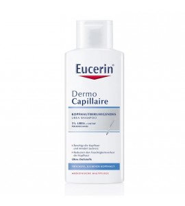 Eucerin DermoCapillaire 5% urea šampon 250ml