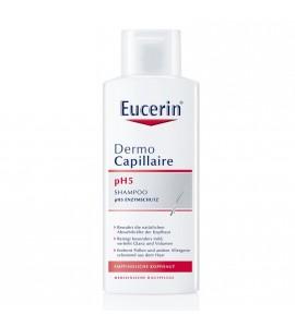Eucerin DermoCapillaire pH5 šampon 250ml