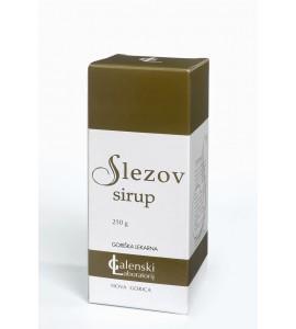 SLEZOV SIRUP 250g