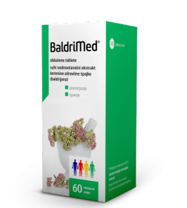 BALDRIMED 450 mg, 60 tablet